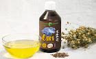 Льняное масло (холодный отжим)