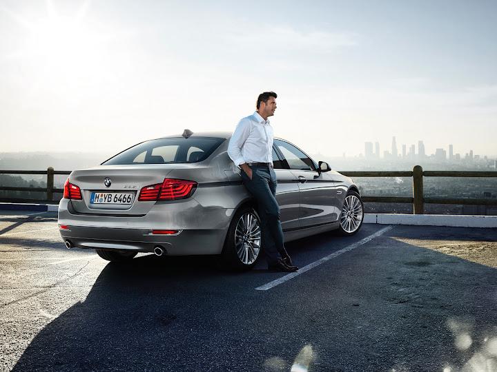 2015 BMW 520d F10