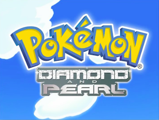 diamond and pearl title screen