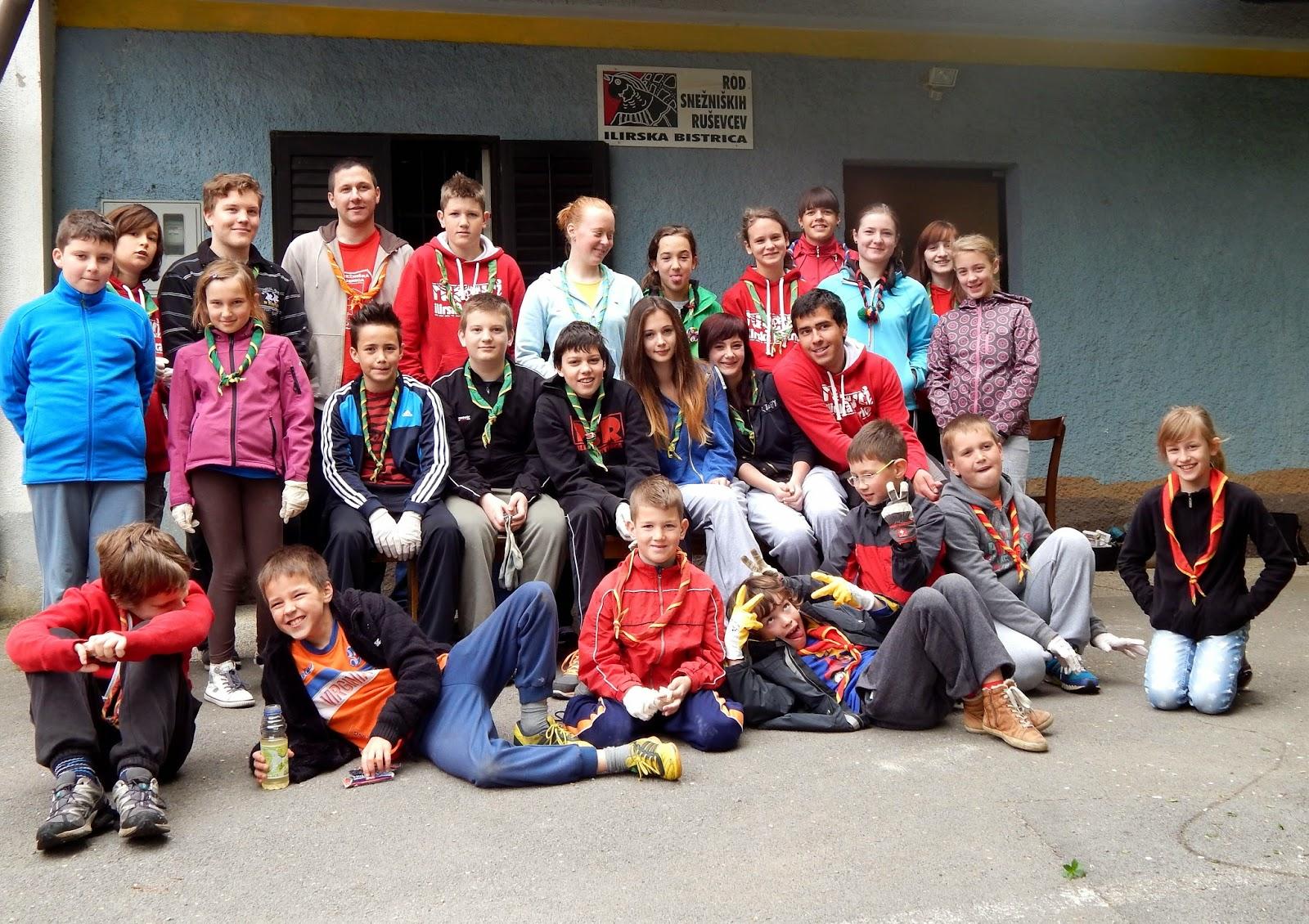 Čistilna akcija 2014, Ilirska Bistrica 2014 - DSCN1620.JPG