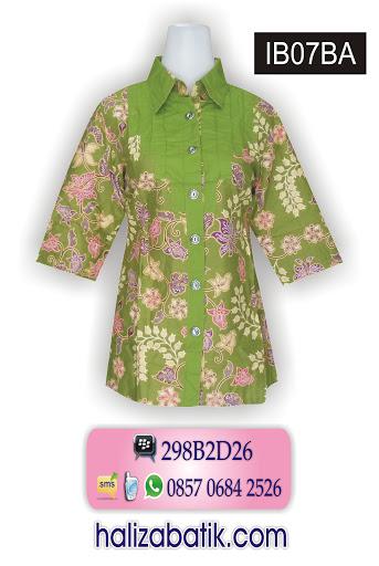 baju wanita, busana batik, grosir batik