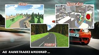 لعبة سباق سيارات للموبايل