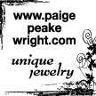 Paige Peake-Wright Unique Jewelry