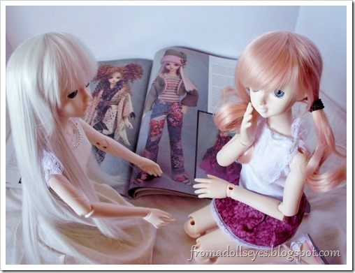 "Bjd Lifestyle: Haute Doll Magazine, The Bjd Issue? ""Aren't they cute!"""