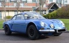 074 Alpine Berlinette 1600