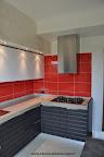 Foto cucina Snaidero mod. Time - in provincia di Bergamo, Lombardia -  angolo cottura .jpg