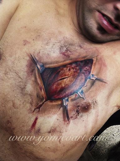 Galeria de tatuajes en 3D