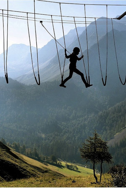 2_Skywalking in the Alps