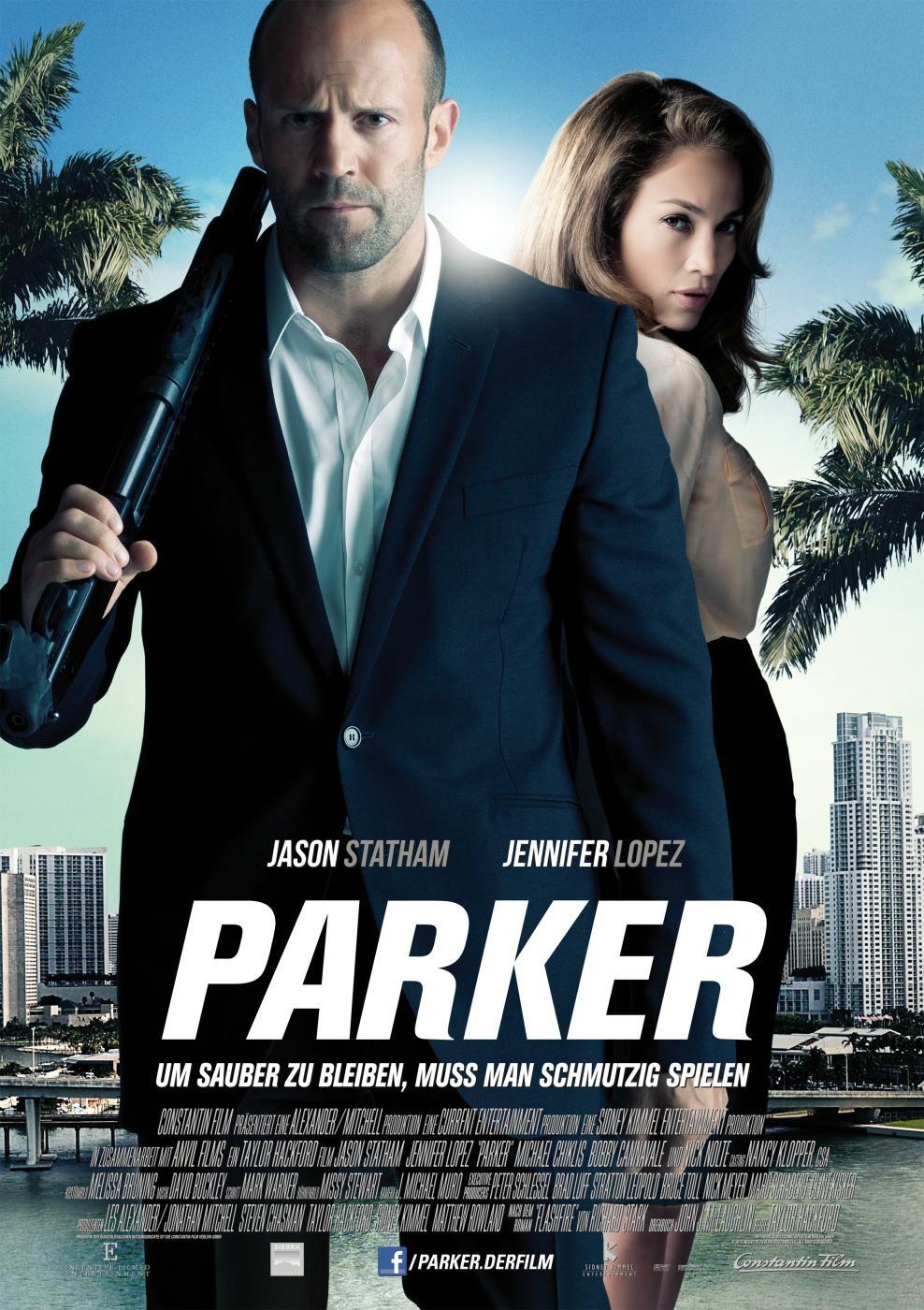 Tay Trộm Chuyên Nghiệp - Parker (2013)