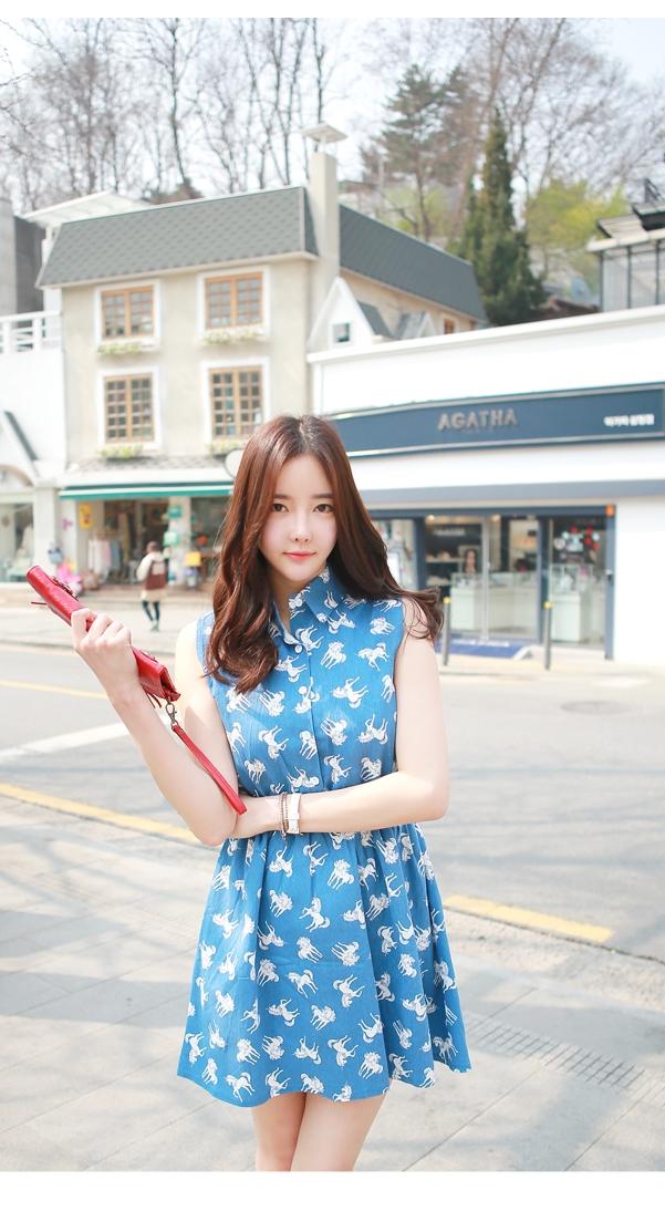 Xuong pho voi voi vay hoa tiet xinh xan vay xinh 16