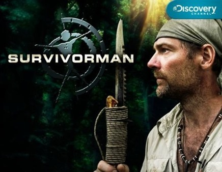 Survivorman - series sucessos