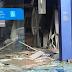 Homens explodem banco em Porto Seco Pirajá na madrugada desta quarta