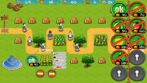 Vegan Defense apkpoly screenshots 3