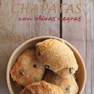 Ciabatta with Black Olives Recipe