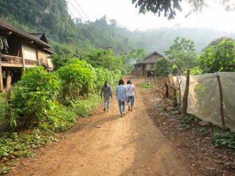 moc chau pys travel005 Trải nghiệm cuộc sống người Thái ở Mộc Châu