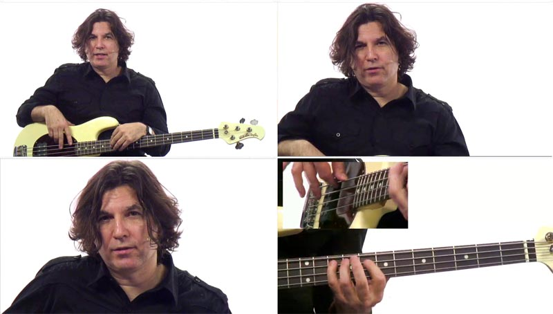 David Santos - 50 Bass Grooves You Must Know