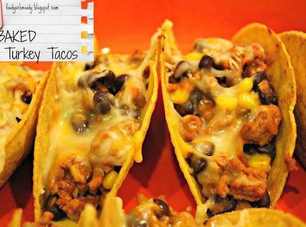 Baked Turkey Tacos Recipe