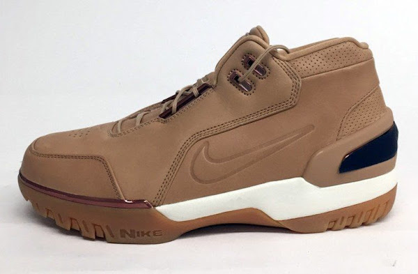 Nike Air Zoom Generation Vachetta Tan  are 2017s Wheats