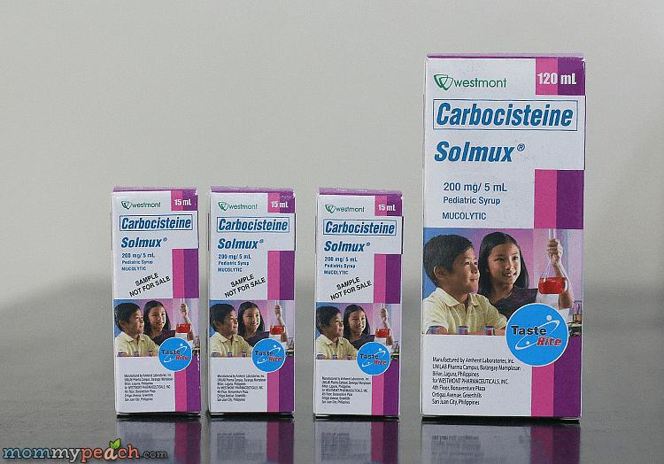 Pambatang Solmux Giveaway