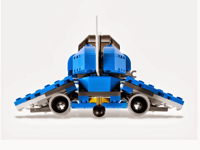 8093 レゴ プロ・クーンのスターファイター