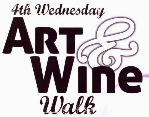 Art and Wine Walk