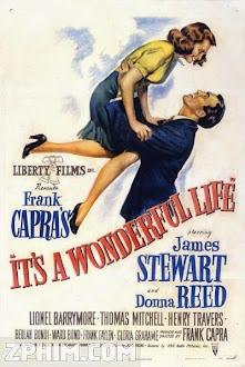 Cuộc Sống Tươi Đẹp - It's a Wonderful Life (1946) Poster