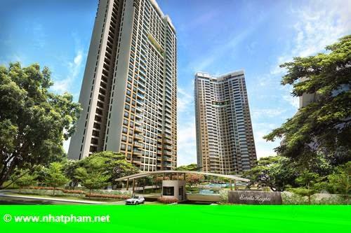 Hình 1: Mở bán căn hộ Estella Heights tại thị trường Hà Nội