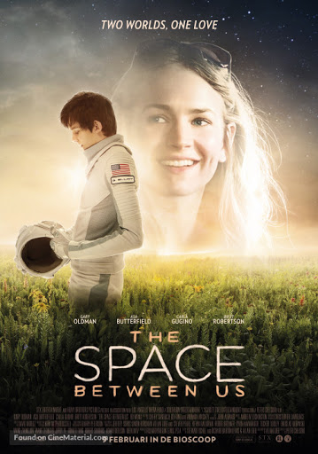 The Space Between Us - Cách Giữa Chúng Ta