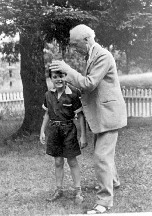 Frederick Alexander Teaching Child, Frederick Matthias Alexander