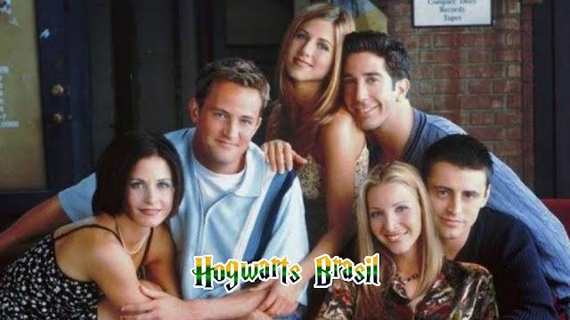 HB Games: Quiz você sabe tudo sobre o seriado Friends ?