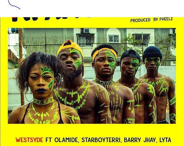 [Music] Westsyde - Kpakujemu Ft. Olamide , Terri , Barry Jhay & Lyta | @olamide_ybnl , @official_lyta