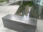 Polished Basalt Block