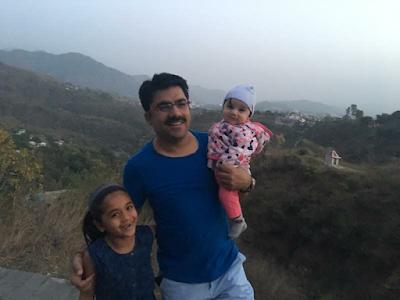 रोहित सरदाना का परिवार | Rohit Sardana family