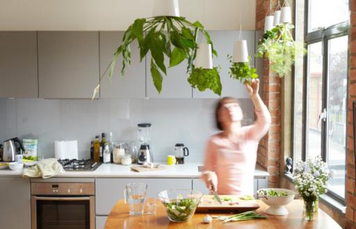 lardocecasa vaso invertido sky planter