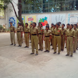 NCC and Martial Arts Sessions - MNR Scottsdale Campus Kukatpally