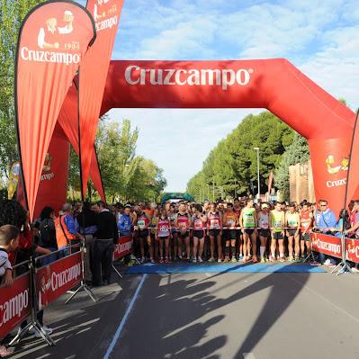 Media de Alcazar 2012 - Carrera