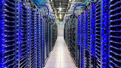 مركز بيانات جوجل