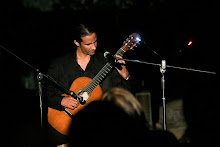 Actividad Elogio a la Guitarra Clasica en La Hacienda Buena Vista.
