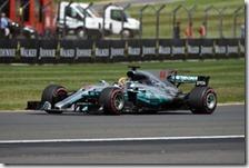Lewis Hamilton ha vinto il gran premio di Gran Bretagna 2017