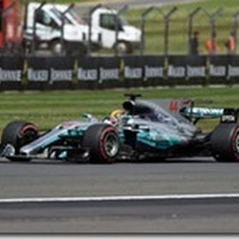 GP di Gran Bretagna: Domina Hamilton. Problemi per la Ferrari