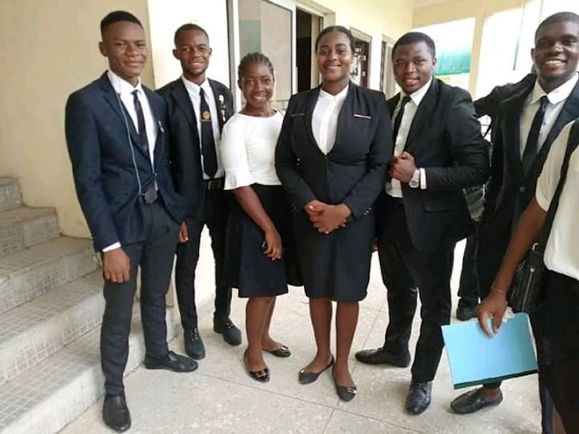 Basic Requirements for the study of law in Nigerian universities.