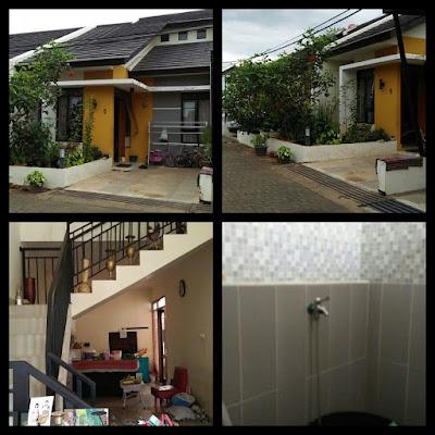 Rumah 2lantai Di Arcamanik Dekat Antapani, Cicaheum, Cisaranten, Kota Bandung
