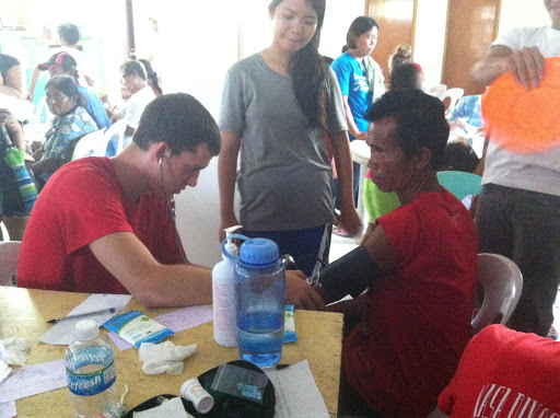 Medical Compassion DTS Outreach-Philippines