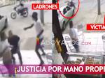 VIDEO: Hombre mató a dos ladrones que lo habían atracado y se entregó a las autoridades