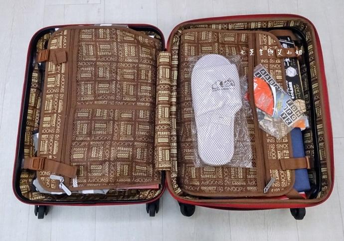 21 史努比登機箱 關西空港 關西旅遊 大阪旅遊 必買 戰利品