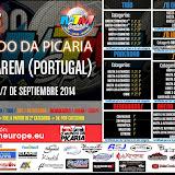 Santarem (PORTUGAL) 5/6/7 Septiembre 2014