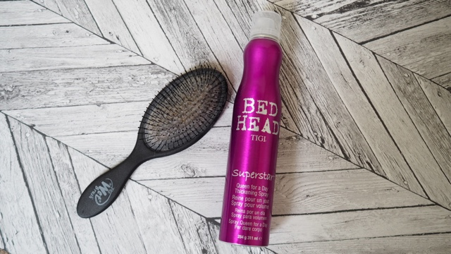L.E.M BLOG | BED HEAD Superstar Queen For a Day Thickening Spray