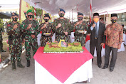 Satbrimob Polda NTB Rayakan Hut Korps Brimob Polri Ke - 75