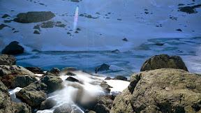 Lac Chiaretto, 2250m