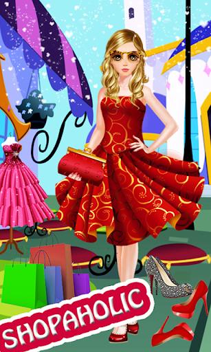 Cute Girl Makeup Salon Game: Face Makeover Spa apkmr screenshots 16